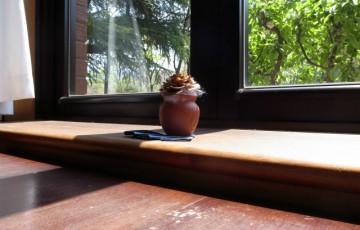 松本にて喫茶