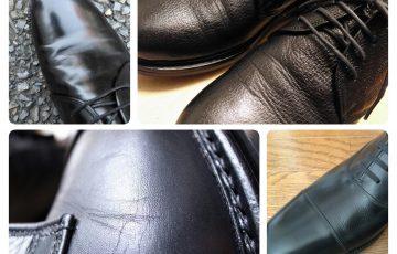 [1033-201510] 紳士靴から革が無くなる日。合成皮革、そして人工皮革。