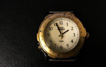 [1273-201606] 私の手元に残る数少ない想い出の腕時計。TIMEX サファリ復刻版の発売から改めて振り返る。