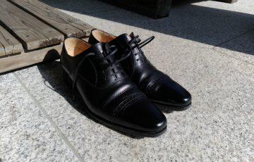 [1321-201608] 靴のハシモト、千葉刑務所謹製靴、ショーンハイト、リバーフィールド。気になる4足の近況を眺めてみました。
