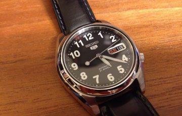 [0225-201406] 50年変わらず、世界で愛されて今も出続けるSEIKOを代表する時計 SEIKO 5 Automatic