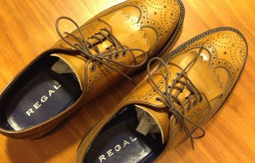 [0275-201407] いつも偉そうなうんちく靴野郎の私が三日連続で同じ靴を履いて改めて思ったこと。