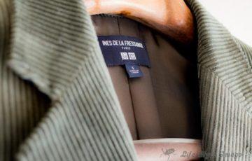 [服飾] 久しぶりのユニクロコラボ購入。ユニクロxイネスのコーデュロイジャケット+Eは秋に気軽に楽しみたい。